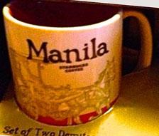 Starbucks Icon Mini Manila 2 mug