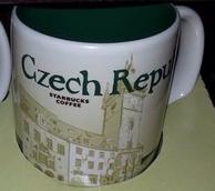 Starbucks Icon Mini Czech Republic mug