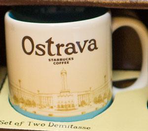 Starbucks Icon Mini Ostrava mug