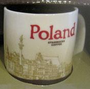 Starbucks Icon Mini Poland mug