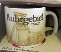Starbucks Icon Mini Ruhrgebiet mug