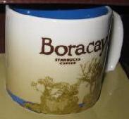 Starbucks Icon Mini Boracay mug