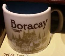 Starbucks Icon Mini Boracay 2 mug