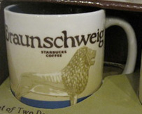 Starbucks Icon Mini Braunschweig mug