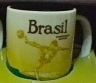 Starbucks Icon Mini Brazil mug