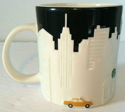 Starbucks Relief New York 2 mug