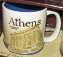 Starbucks Icon Mini Athens mug