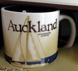 Starbucks Icon Mini Auckland mug