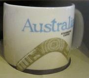 Starbucks Icon Mini Australia mug