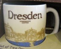Starbucks Icon Mini Dresden mug