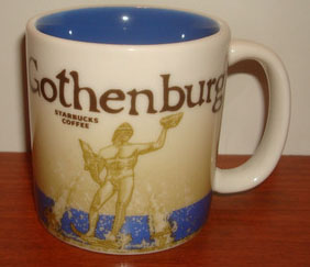 Starbucks Icon Mini Gothenburg mug