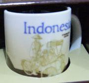 Starbucks Icon Mini Indonesia mug