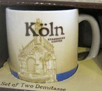 Starbucks Icon Mini Koln mug