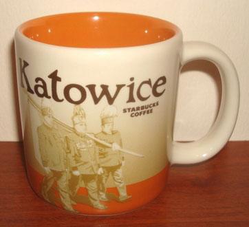 Starbucks Icon Mini Katowice mug