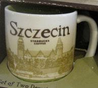 Starbucks Icon Mini Szczecin mug