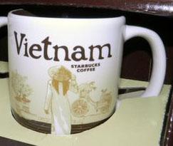 Starbucks Icon Mini Vietnam mug