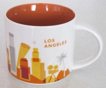 Starbucks You Are Here Los Angeles mug