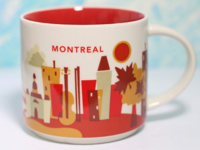Image result for starbucks Montreal Mug
