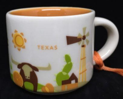 Texas Here Starbucks – Ornament Are Mugs You 92HIWED