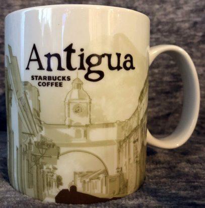 Starbucks Icon Antigua mug