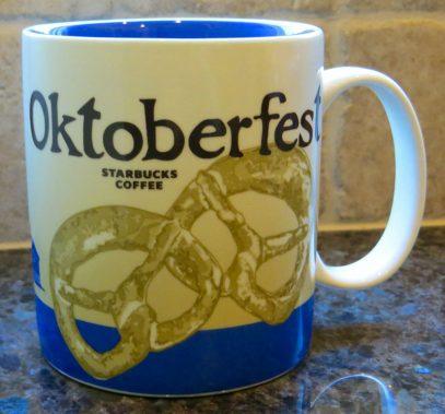 Starbucks Icon Oktoberfest 1 mug