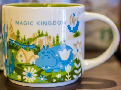 Starbucks You Are Here Disney Magic Kingdom 2 mug