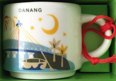 Starbucks You Are Here Ornament Da Nang mug