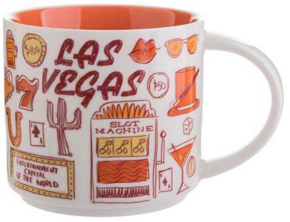 Starbucks Been There Las Vegas mug