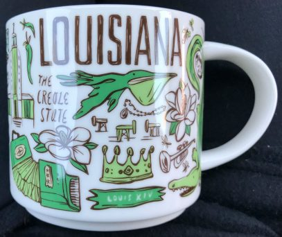 Louisiana Been Starbucks Mugs There – nvmw8N0yO