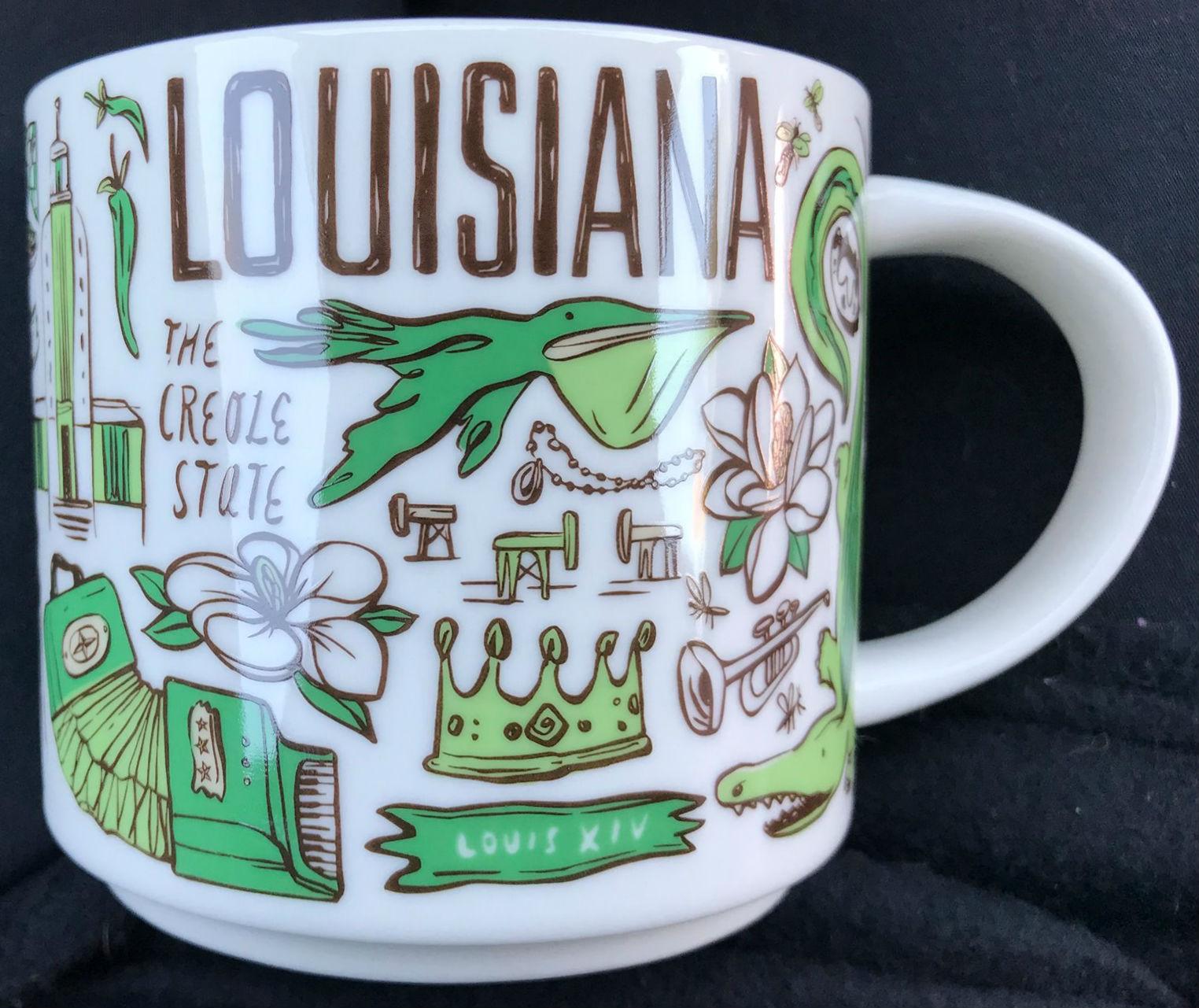There – Been Mugs Louisiana Starbucks zpMqSUV