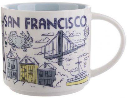 Mug Been There Series Collection -14 oz Starbucks Texas