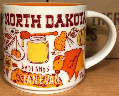 Been North There – Starbucks Dakota Mugs 2 TKc1F3lJ