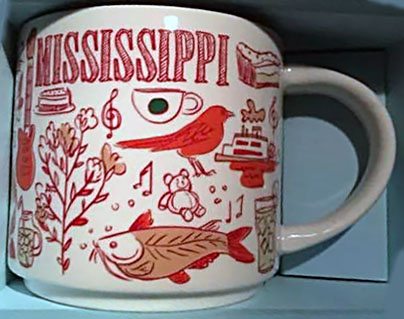 Starbucks – Mugs Been Mississippi There vNPm80Owyn