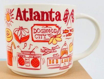 Starbucks Been There Atlanta 2 mug