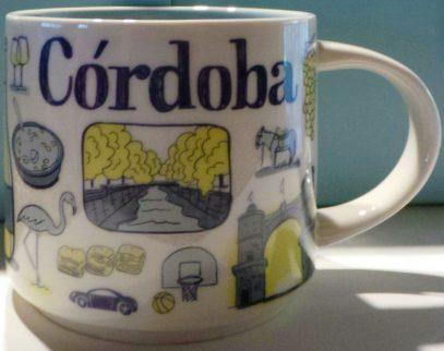 Starbucks Been There Cordoba mug