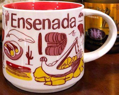 Starbucks Been There Ensenada mug