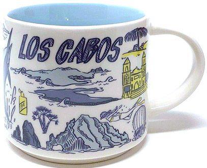 Starbucks Been There Los Cabos mug