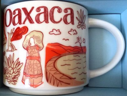 Starbucks Been There Oaxaca mug