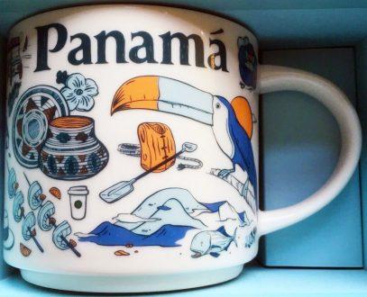 Starbucks Been There Panamá mug