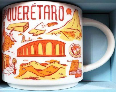 Starbucks Been There Queretaro mug
