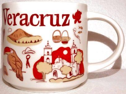 Starbucks Been There Veracruz mug