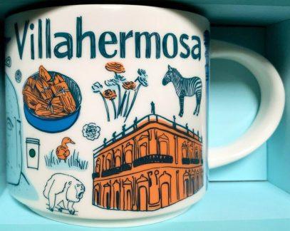 Starbucks Been There Villahermosa mug