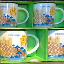 Starbucks You Are Here Portugal mug