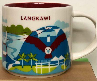 Starbucks You Are Here Langkawi mug