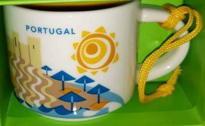 LISBOA PORTUGAL YAH City Mug /& Ornament! Starbucks Coffee You Are Here PORTO