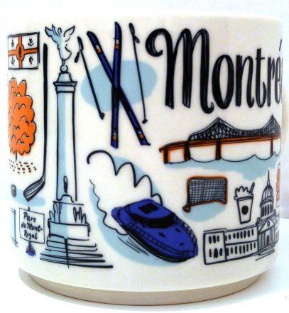 Starbucks Been There Montreal 2 mug