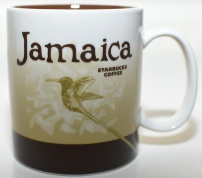 Starbucks Icon Jamaica mug