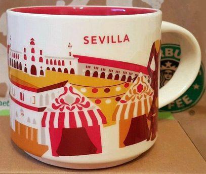 Are Mugs Here – You Sevilla Starbucks 8O0NPwnkX