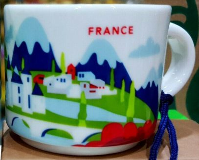 You Are Mugs – International Here Starbucks Ornament roWCedxB