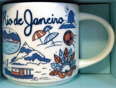 Collectible Starbucks Dallas Texas Global Icon Mug Collector City Series 16 Oz